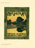 Modern Art Collectable Print by Arthur W. Dow