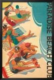 Paradise Beach Club Posters