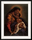 Madonna and Child Art by Tim Ashkar