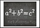 Mathematical Elements IV Montert trykk av Ethan Harper