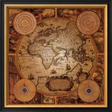 Antique Map, Cartographica I Prints