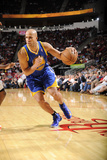 Houston, TX - February 5: Richard Jefferson Photographic Print by Bill Baptist