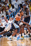 Oklahoma City, OK - May 15: Mike Conley Photographic Print by Joe Murphy