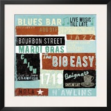 New Orleans Prints by Tom Frazier