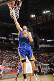 Houston, TX - February 5: Andrew Bogut Photographic Print by Bill Baptist