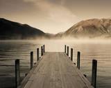 Jetty - Lake Rotoiti Prints