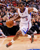 Los Angeles, CA - January 4: Chris Paul Photographic Print by Noah Graham