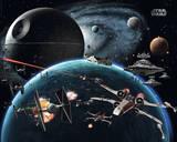 Star Wars - Vehicles Space Plakaty