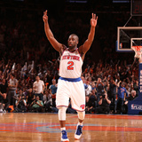 New York, NY - May 16: Raymond Felton Photographic Print by Nathaniel S. Butler
