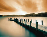 Wooden Landing Jetty - Color Posters
