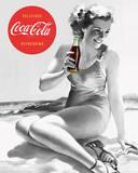 Coca-Cola - Beach Plakaty