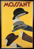 Mossant Prints by Leonetto Cappiello