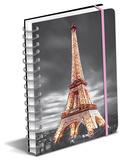 Eiffel Tower Illuminated Journal Journal