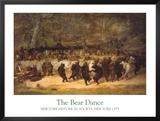 Bear Dance Print by William Holbrook Beard
