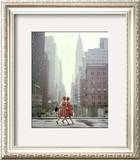 Vogue - August 1958 Framed Photographic Print by Sante Forlano