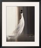 Silhouette Feminine I Poster by Olivier Tramoni