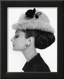 Vogue - August 1964 Framed Photographic Print by Cecil Beaton