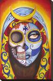 Guadajupe Stretched Canvas Print by  Shayne of the Dead
