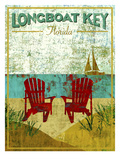 Longboat Key Prints by Stella Bradley