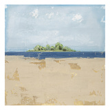 Peaceful Beach 2 Prints by David Dauncey