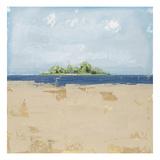 Peaceful Beach 2 Giclee Print by David Dauncey