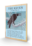 The Raven Wood Sign