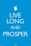 Star Trek - Live long & Prosper Posters