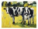 Dairy Farm III Reproduction procédé giclée par Dale Payson