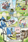 Regular Show (Snapshots) Prints