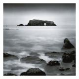 Sea Stack Fotografisk tryk af Jamie Cook