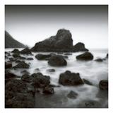 Ocean Rocks Muir Beach Fotografisk tryk af Jamie Cook