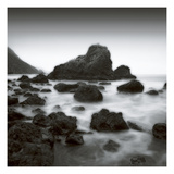 Ocean Rocks Muir Beach Photographic Print by Jamie Cook