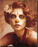 Vendimia Belleza Reproduction sur toile tendue par Daniel Esparza