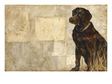 A Dog's Story 4 Giclee Print by Elizabeth Hope