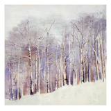 Necessary Change, Winter Giclee Print by Danna Harvey