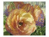 Arcidia Garden Giclee Print by Elizabeth Horning
