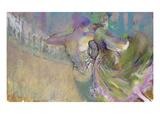 La Couleur de la Danse Giclee Print by Tom Jensen