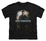 Youth: Star Trek Into Darkness - Kirk T-shirts