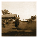 Arena Rider Photographic Print by  Trevally Inc.