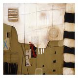 Falling 1 Giclee Print by Anke Schofield