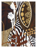 Safari 1 Art by Mary Calkins