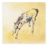 Horse studies 1, Fran Gyn Giclee Print by  Porter Design