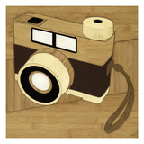 Camera Giclee Print by  Paperplate Inc.