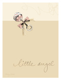 Little Angel Posters by Ashley David