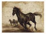 Westward Giclee Print by Elizabeth Hope