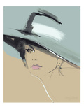 Allure Giclee Print by Ashley David