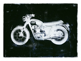 Moto White Prints by JB Hall