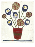 Poppies & Pinwheels Posters by Kate Endle