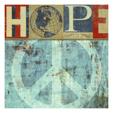 Hope Poster by Stella Bradley