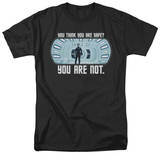 Star Trek Into Darkness - Not Safe Tshirt